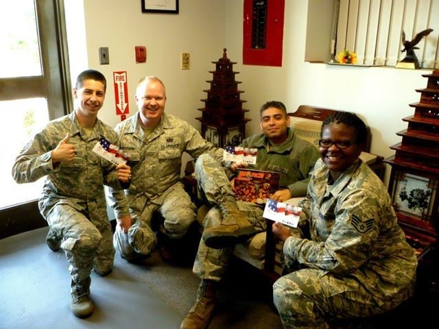 STANDARD MANAGEMENT COMPANY COLLABORATES WITH CELL PHONES FOR SOLDIERS